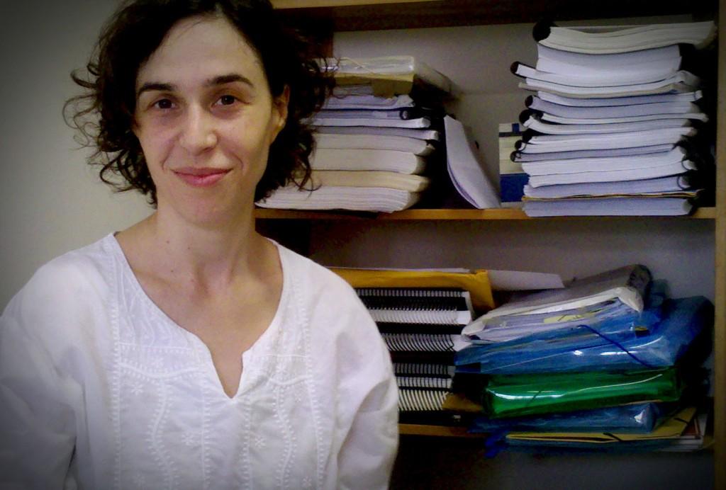 Elena Calvo-Gonzalez, antropóloga, professora da Faculdade de Filosofia e Ciências Humanas da UFBA