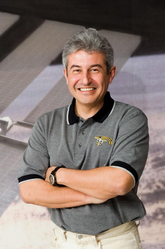 Marcos Pontes, primeiro astronauta brasileiro
