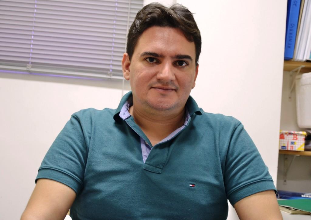 Daniel Bezerra (Foto: Emile Conceição)