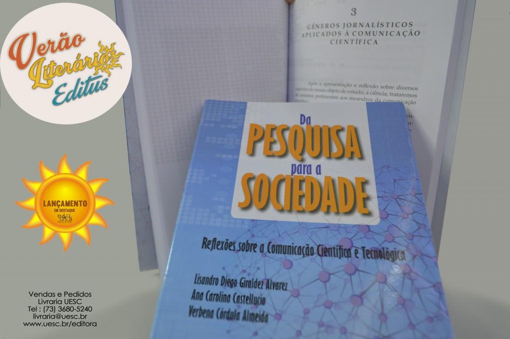 Foto: divulgação/ Editus