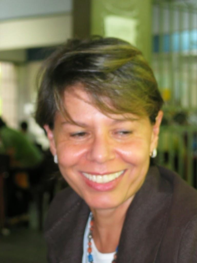 Maria Teresa Franco Ribeiro