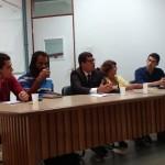 Debate rico e importante sobre a Redução da Maioridade Penal na Faced-UFBA / Fonte: Nelson Pretto