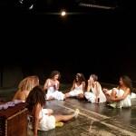 Espetáculo encenado e dirigido apenas por mulheres / Foto: Maysa Polcri